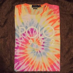 Polo by Ralph Lauren Tie Dye t-shirt